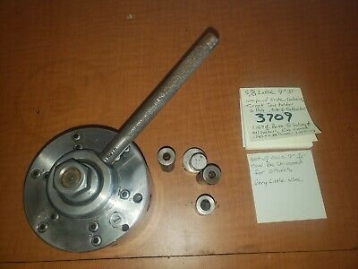 Southbend Lathe 9jr Compound Slide Turret Indexing Toolholder 6pos. Exc. Cond.