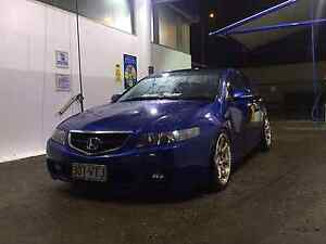 2003 Honda accord CL9 euro Lux Springfield Lakes Ipswich City Preview