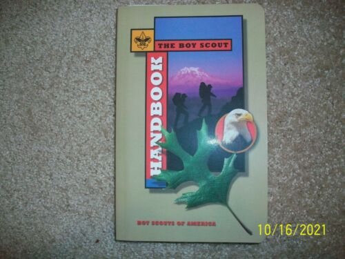 The Official Boy Scout Handbook-September 2000 Printing 11th EditionNear Mint