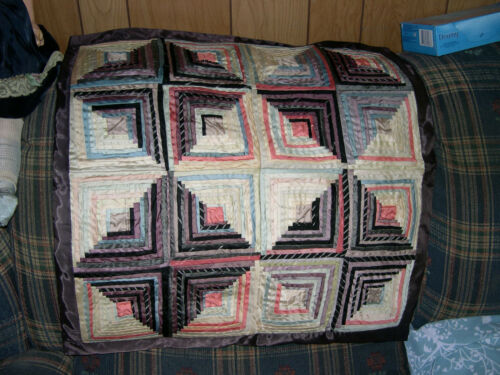 antique quilt hanging , very old, really nice.