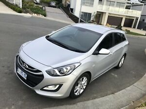 2013 Hyundai I30 Tourer Active Only 75km