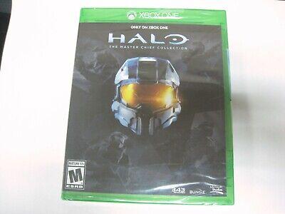 Halo: The Master Chief Collection [Microsoft Xbox ONE FPS 4 Games Included] NEW comprar usado  Enviando para Brazil