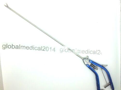 Laparoscopy  Needle Holder Right Hand Curved ADDLER