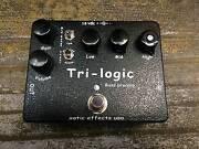 Xotic Tri-Logic Bass preamp USA (big box) Brunswick Moreland Area Preview