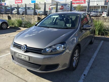 2010 Volkswagen Golf MK6  118TSI  Comfortline. Automatic  Mount Druitt Blacktown Area Preview