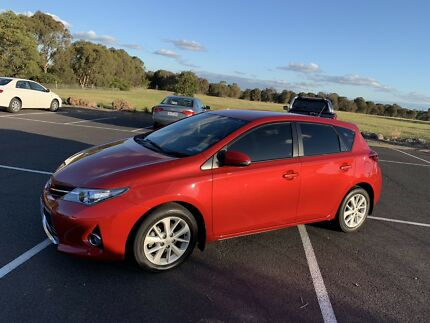 Toyota corolla Fawkner Moreland Area Preview