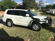 2008 Landcruiser GXL VDJ200R Chisholm Tuggeranong Preview