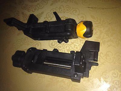 Rod Clamp Bracket Model 57-rb440 For Cst Berger Laser Level Ld440 -lot Of 2-