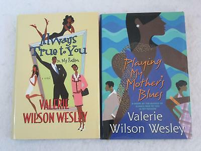 Lot 2 VALERIE WILSON WESLEY Always True to You in My Fashion Playing My Mother's