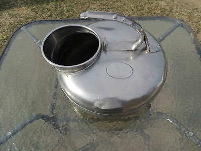 The Surge Milker Babson Bros Co.stainless Cow Milking Can