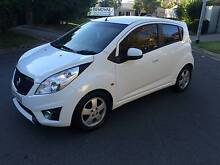 2011 Holden Barina Spark Hatchback Southport Gold Coast City Preview