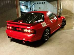 NEED IT GONE Mazda RX7 Series 5 Turbo Track Car Bellevue Hill Eastern Suburbs Preview