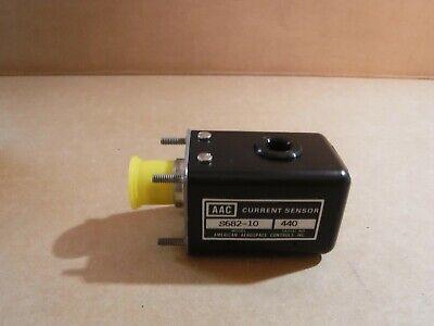 New Aac American Aerospace Controls Current Sensor Model S682-10