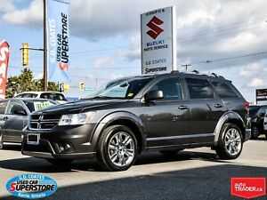 2014 Dodge Journey Limited ~7 Passenger ~Rear Air ~DVD ~Backup C