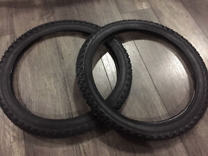 "New 20"" Bicycle Tires 20x2.125 Kids Mountain Bike BMX Tires 20"""