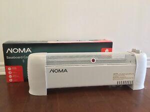 NOMA baseboard heaters (2)