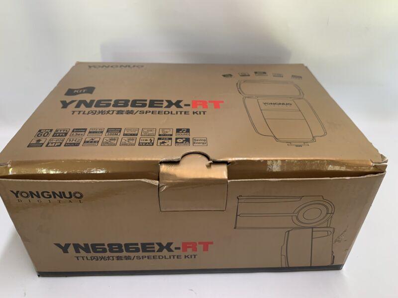YONGNUO YN686EX-RT TTL Wireless Flash Speedlite For Canon camera