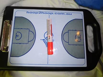 Basketball Play Board
