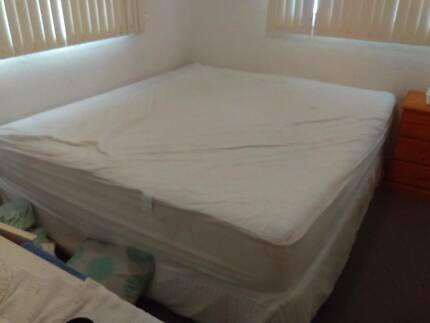 King size bed cheap