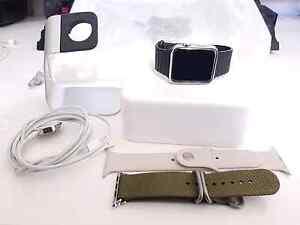 Apple Watch Stainless Steel 42mm Blacktown Blacktown Area Preview