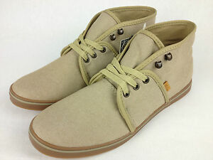 VANS-Womens-or-Mens-CAMRYN-Tan-Casual-Canvas-HI-Shoes-Womens-US-10-5