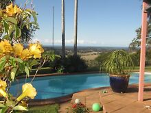 LOVELY HOME WITH OCEAN VIEWS TO BYRON BAY FOR A WINTER RETREAT McLeods Shoot Byron Area Preview