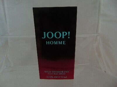 JOOP! HOMME DEODORANT SPRAY - MEN'S FOR HIM. NEW. FREE SHIPPING- SALE