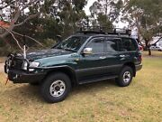 2001 Toyota Land Cruiser turbo diesel automatic North Melbourne Melbourne City Preview