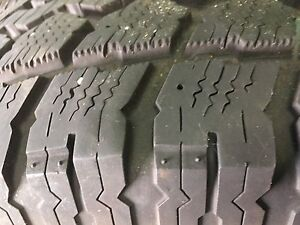 Total Terrain Motomaster winter tires 245 65 17