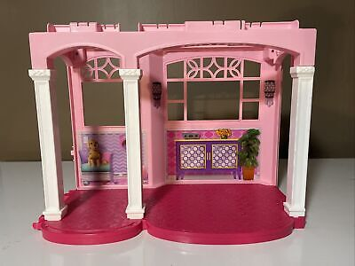 2015 Barbie Dream House 2nd Floor Wall Living Room Replacement Part