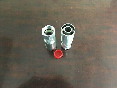 Weatherhead Hydraulic Hose Fitting16u616 Interchange Style 2 Pkg 16 Fjic