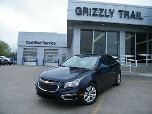 2015 Chevrolet Cruze 1LT LOW KILOMETERS AND LOCALLY OWNED!!!!