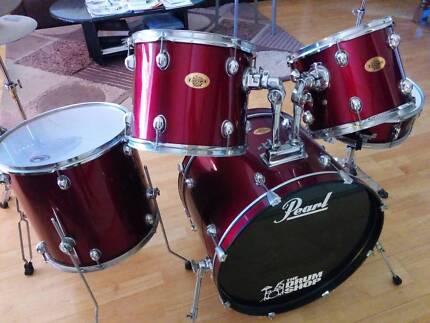 Pearl Target Series Drum Kit Carlton Kogarah Area Preview