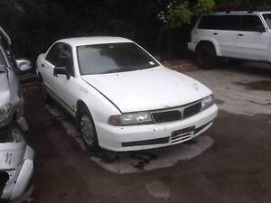 Mitsubishi Magna sedan, 1998, 3.5L, Auto.  Now Dismantling Wollongong Wollongong Area Preview