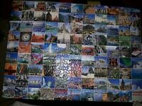 "1.000 Teile Puzzle ""99 Beautiful Places on Earth"" gebraucht Hannover - Mitte Vorschau"