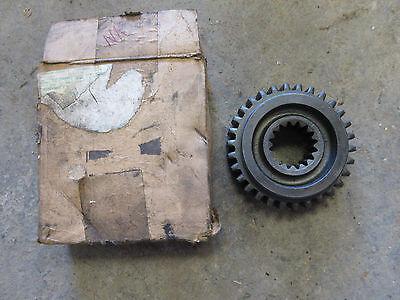 John Deere B 50 520 530 B3613r Sliding Gear Shaft Drive Transmission Gear Nos