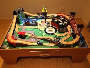Imaginarium train play table Greenmount Mundaring Area Preview
