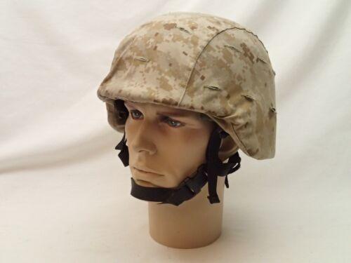 Unicor Pasgt Helmet Size Medium Upgraded Pads User Item