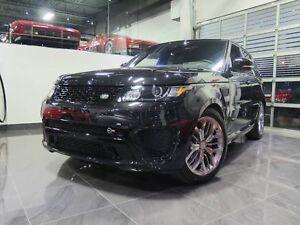 Land Rover Range Rover Sport SVR 5.0L V8 Supercharged
