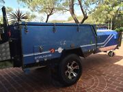 Camper trailer - off road Illawong Sutherland Area Preview