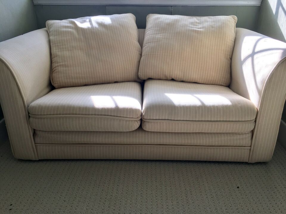 Cream Coloured Couch And Love Seat | Couches & Futons | London