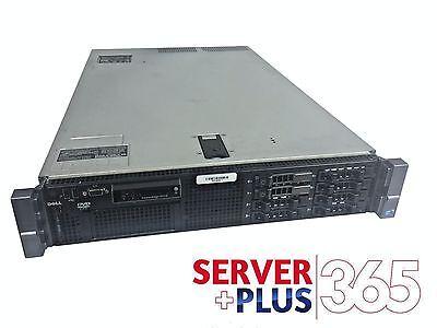 "Dell PowerEdge R710 12-Core 2.5"" Server 64GB RAM PERC6i DVD iDRAC6 2x 1TB SATA"