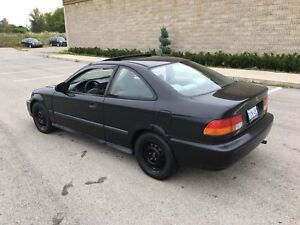 FOR SALE: 1998 Honda Civic Si Ek Coupe