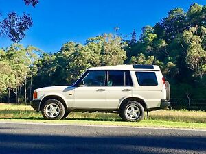 2000 Land rover Discovery II TD5 Turbo Diesel MANUAL Pakenham Cardinia Area Preview