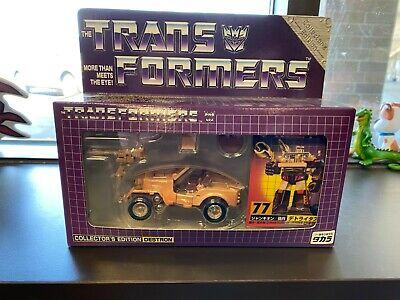 Destron ( Hound ) e-Hobby Transformers Takara Collectors Edition 77 2004 MISP!