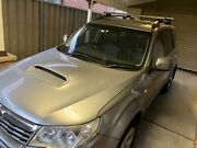 MY09 Subaru Forester Xt Premium Turbo Minchinbury Blacktown Area Preview