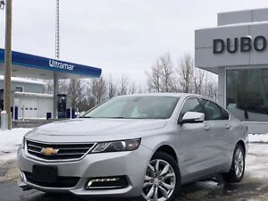 2018 Chevrolet Impala LT, TOIT PANORAMIQUE + UN SEUL PROPRIETAIR