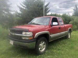 2001 Silverado 1500