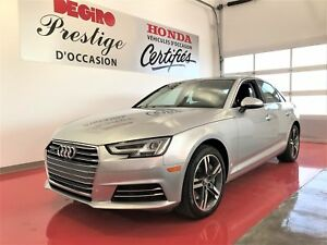 2017 Audi A4 2.0T Technik QUATTRO  COND. SHOWROOM!!