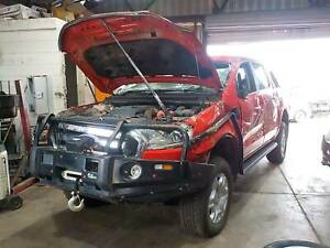 WRECKING FORD RANGER XLT 4X4 PXII 3.2L TURBO DIESEL AUTO North St Marys Penrith Area Preview